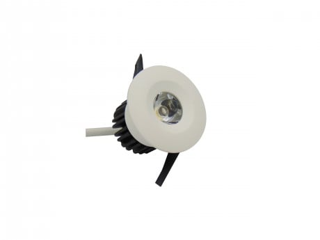 3W Small Dimmable LED Downlight (Mini Micro Spotlight)