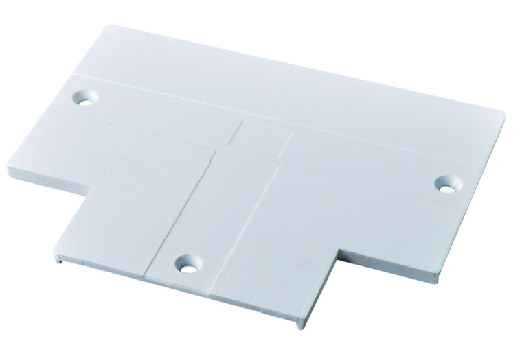 Cover For Recessed Led Track T Connector Gear