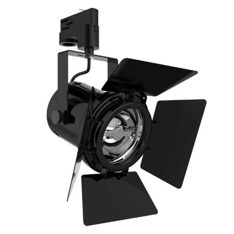 15W Large Pinspot Track Light