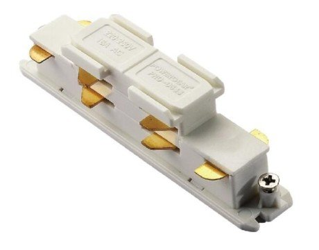 DALI 3 Circuit LED Track Lighting Coupler black or white (Powergear PRO-D633)