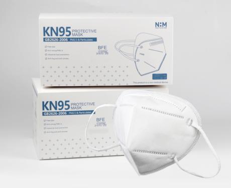 KN95 FFP2 Protective Face Mask – 5 Layer (Box of 20 pcs)