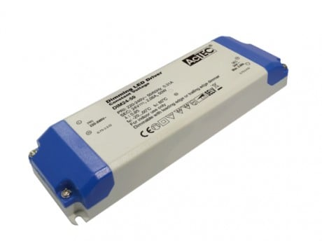 100W 24V Dimmable Constant Voltage LED Driver for LED Strip Lights
