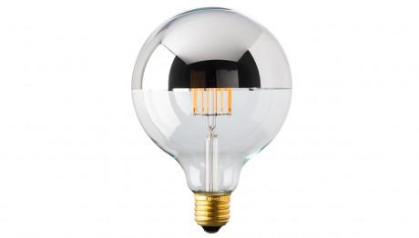 Large 125mm Globe LED Filament Bulb