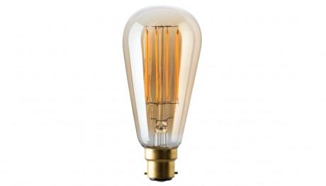 Squirrel Cage LED Filament Bulb