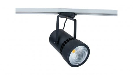 GLEE Commercial LED Track Light (Finish: Black / White – Wattage: 20W, 30W, 50W)