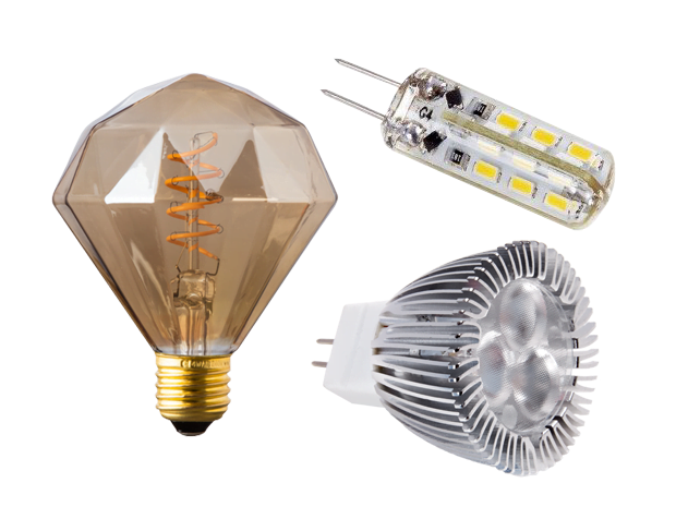 ARE THERE DIFFERENT TYPES OF LED?